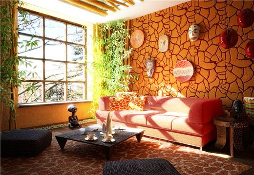 Afrocentric Home Decor Interior Inspiration House And Interiors