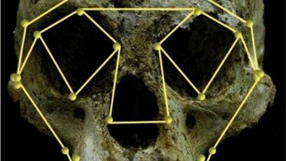 """Alien Skull - """"Hobbit"""" Skull Fundet i Indonesien ikke menneskelig"""