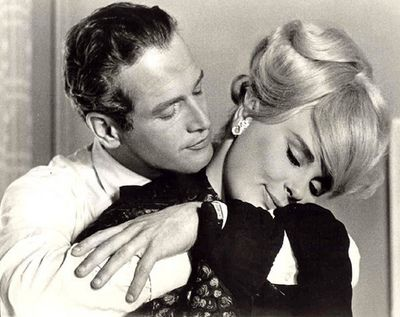 Paul Newman and Elke Sommer, The Prize.: