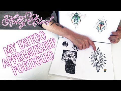 My Tattoo Apprenticeship Portfolio Youtube Tattoo Apprenticeship Tattoo Portfolio Tattoo Artists