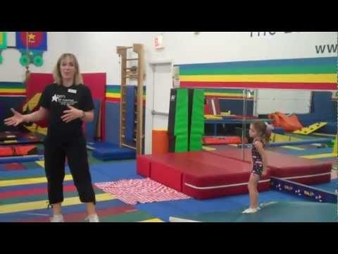 Three Creative Stations for Teaching Cartwheels-Patti's All-American-Dyer