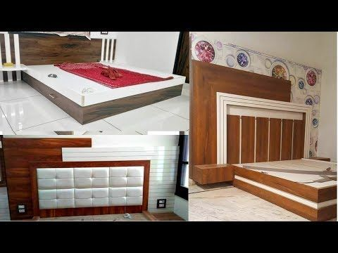 New 150 Beds And Cupboards Designs Catalogue For Bedroom Furniture Sets 2018 Youtube Furnitur Bedroom Furniture Design Wood Bed Design Beautiful Bed Designs