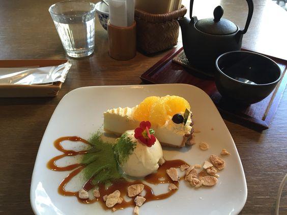 神楽坂カフェ