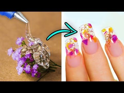 23 Beautiful Manicure Ideas For Summer Youtube Manicure Hairy Nail Nail Art Summer
