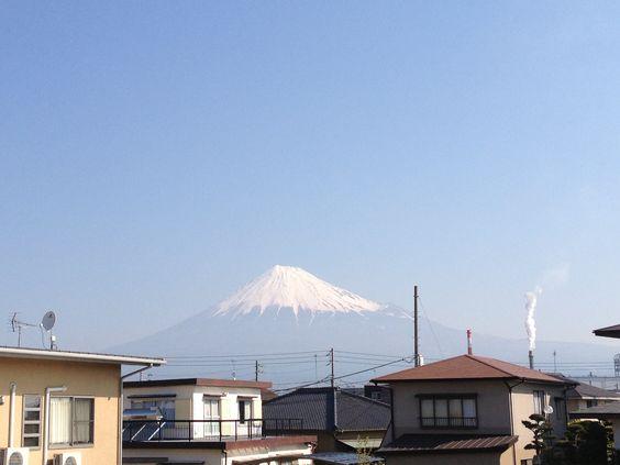 Mt.Fuji 15-4-2013.1