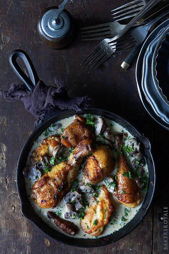 nigel slater 39 s coq au riesling recipe quails rustic food photography and chicken. Black Bedroom Furniture Sets. Home Design Ideas