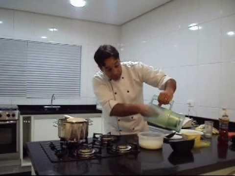 Aprendendo fazer Requeijão Cremoso - Maravilhoso! com LUIZ MELO