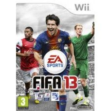 FIFA 13 for Nintendo Wii from EA Sports (RVL-S3FP-UKV)