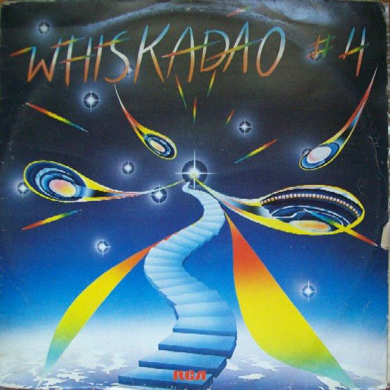 Whiskadao Vol 4 Vinyl Lp 1979 In 2020