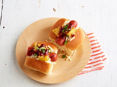 Grilled Pineapple - Barbecue Hot Dog Slider Rolls @Albertsons