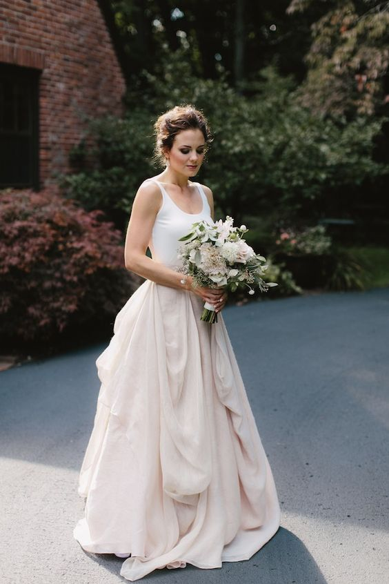 Gowns skirts and wedding on pinterest for Carol hannah wedding dresses