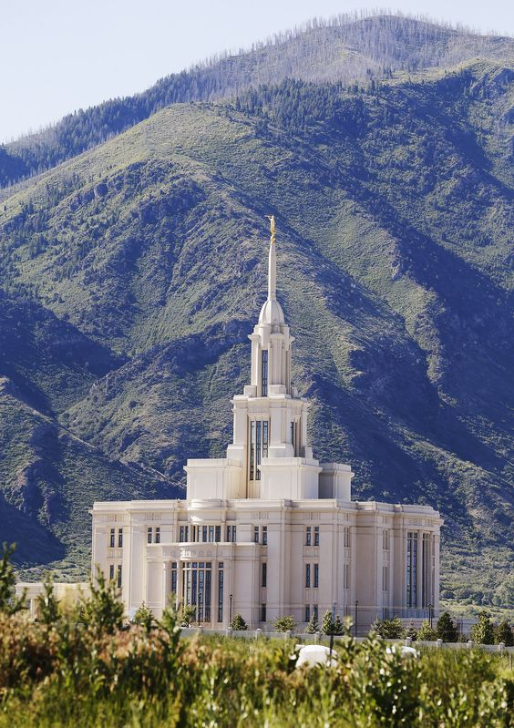 President Eyring Dedicates Utah's 15th LDS Temple in Payson - Church News and Events