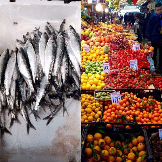 Mercado de Oporto, Portugal