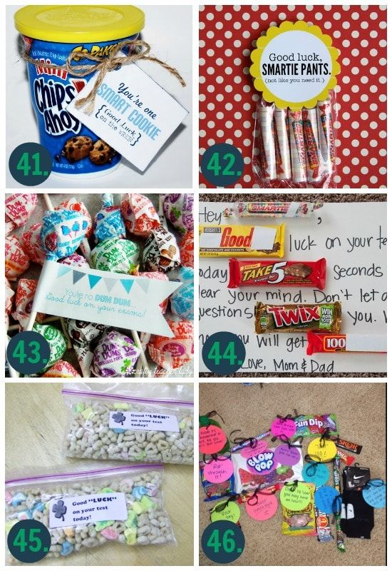 101 Ways To Say Good Luck Dance Team Gifts Good Luck