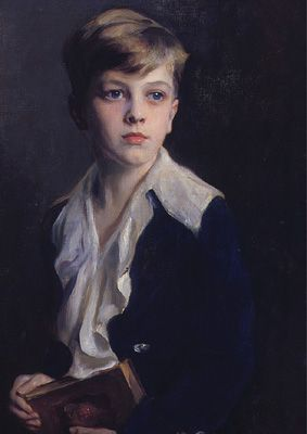 Philip Alexius de Laszlo's Louis Rene Comte de Gramont children: