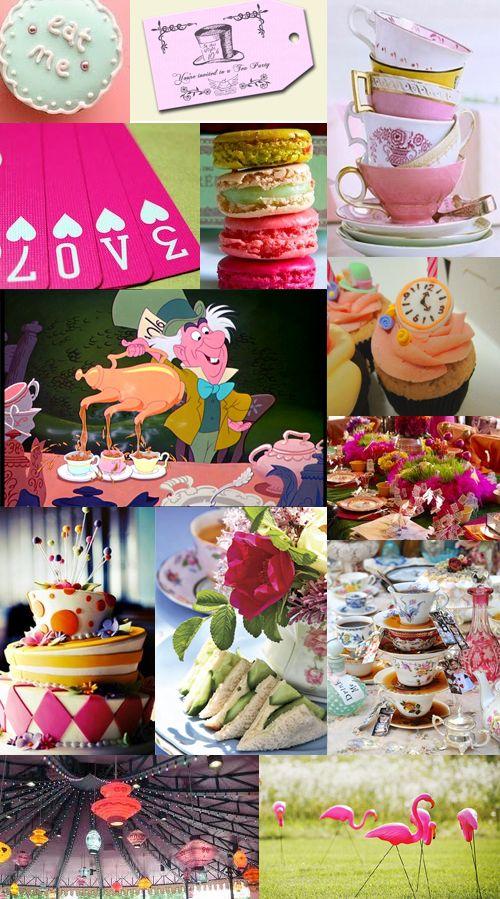 Unbirthday tea party: Tea Party, Tea Parties, Hatters Tea, Party Theme, Mad Hatter Party, Party Ideas