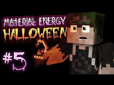 Minecraft Material Energy Halloween Map Part 5 Minecraft Materials Halloween Map