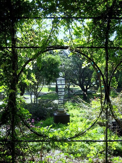 San Antonio Botanical Gardens Texas Journeys Near Far Pinterest Gardens Bridal
