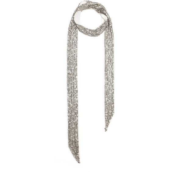 Isabel Marant Pulse Scarf In Ecru (¥95,755) ❤ liked on Polyvore featuring accessories, scarves, sequin shawl, isabel marant scarves, sequin scarves and isabel marant
