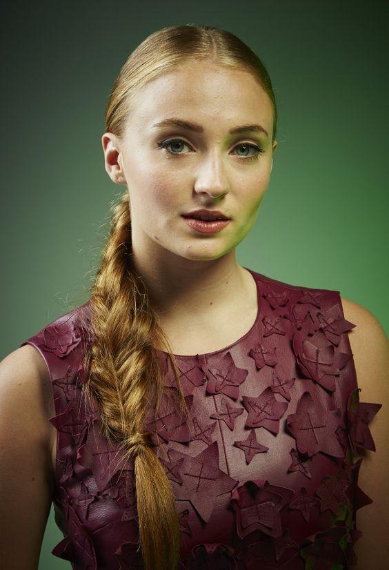 Sophie Turner ( #Sansa Stark)