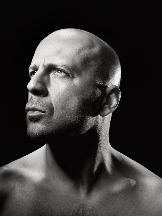 Bruce Willis by George Holz