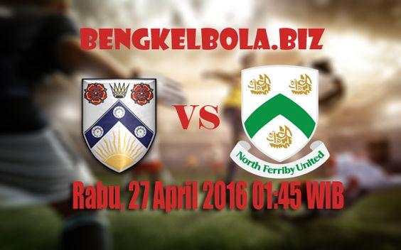 Prediksi Lowestoft Town vs North Ferriby United 27 April 2016