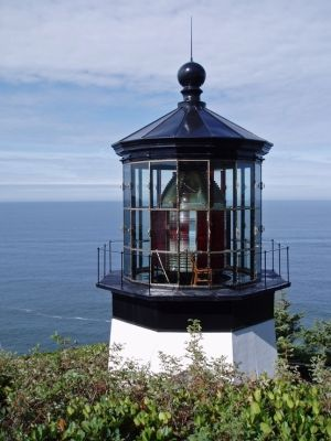 Cape Meares Lighthouse, OR by jill