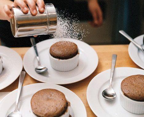 Chocolate Soufflé | Recipe | Chocolate Souffle, Chocolate and ...