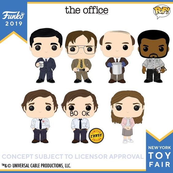 The Office Funko Pop Figures