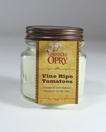 Opry Vine Ripe Tomatoes Candle - Candles - Housewares