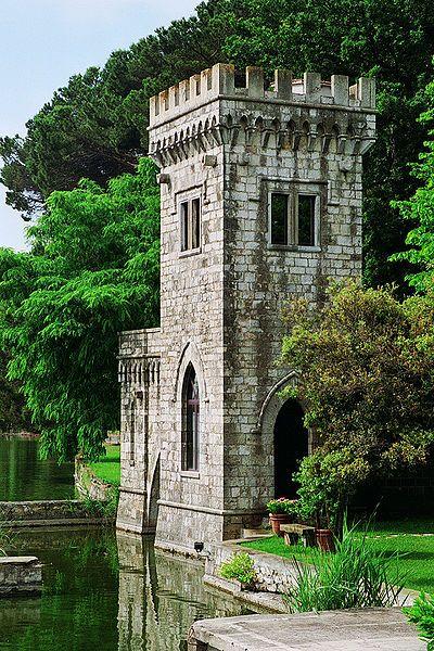 Viareggio-torre lago