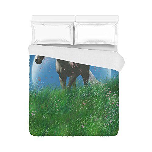 Love Nature Custom Bedding Concentric Unicorn Fashion Duvet Cover 86 Unicorn Fashion Custom Bed Bottle