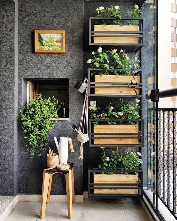Cantinho super fofo das plantas do apartamento @52.home  #ideiasdiferentes  Confiram @pontodefugaarq #grupojsmais