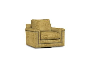 Shop for Lexington Balance Swivel Chair, 7886-11SW, and other Living Room Chairs at Lexington Home Brands in Thomasville, NC. Sinuous Wire, Ultra Down Seat Cushion, Blend Down Back Cushion, #25 Nailhead Trim.