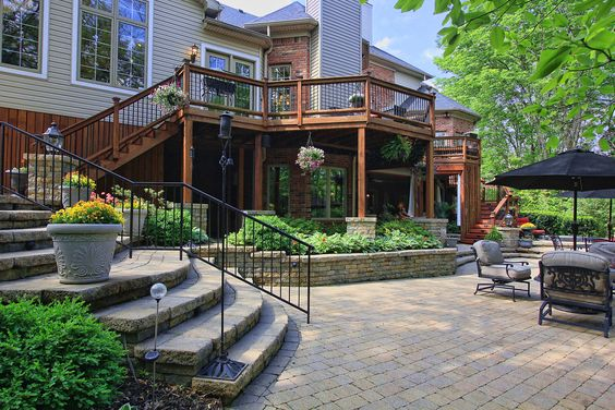 The most incredible and spacious backyard to host/entertain in. Perfect space for backyard barbecues and fun. Prospect, KY Coldwell Banker McMahan Co. $895,000