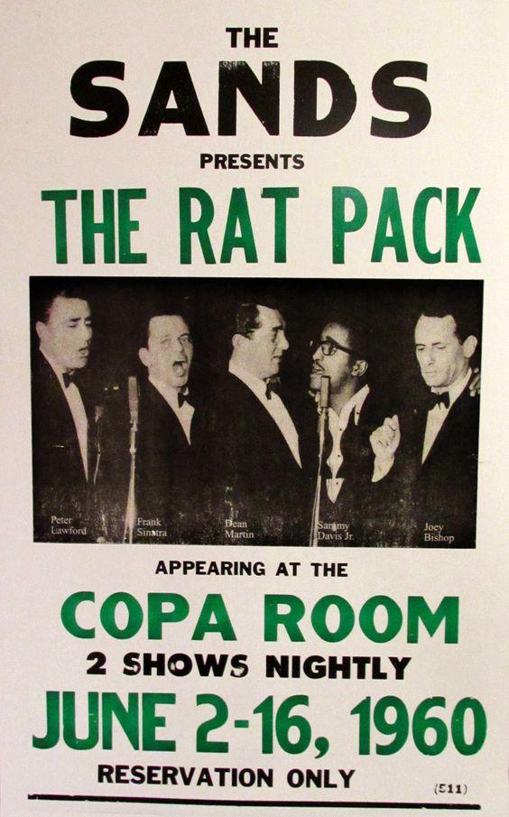 rat pack sands hotel