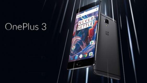 OnePlus 3 Akıllı Telefon