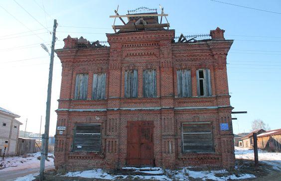 Особняк купца Федосеева в Покче