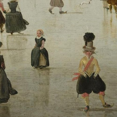 Hendrick Avercamp - Kunstenaars - Ontdek de collectie - Rijksmuseum: