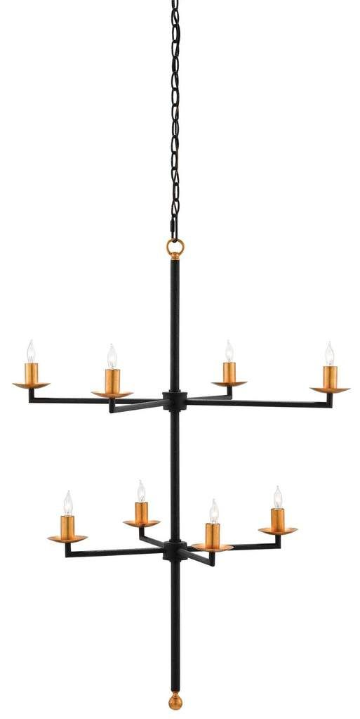 Currey And Company Ogilby Chandelier 9000 0236 With Images