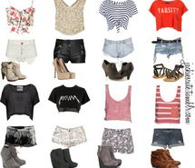 Cute Swag Outfits For Teens | crop tops, fashion, mix and match ...