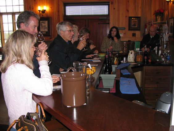 Wine Tasting During Wine Lovers Weekend