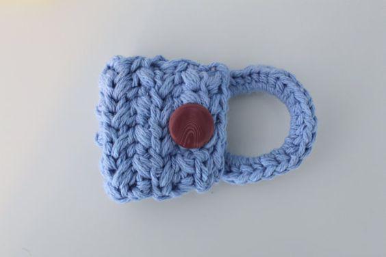 Crochet Patterns For Kitchen Towel Holders : Pinterest The world s catalog of ideas