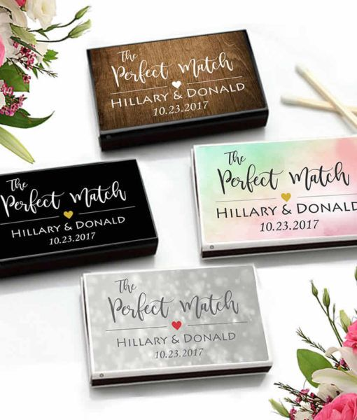 Wedding Favor Matches Personalized Wedding Matches Free Assembly Personalized Wedding Matches Wedding Matches Favors Wedding Favors Fall