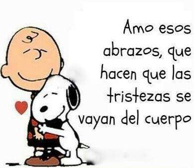 Imágenes de Amor con Snoopy para compartir