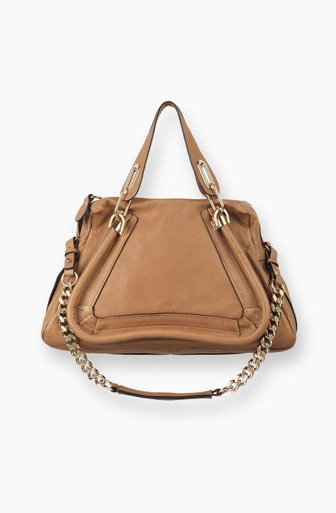 chloes bags - Chloe Paraty Chain Bag in Small Grain Calfskin 3S1168-H4K-BCR ...