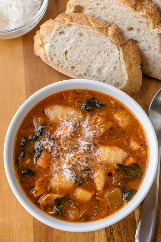 tomato gnocchi florentine soup gnocchi in tomato broth recipes ...