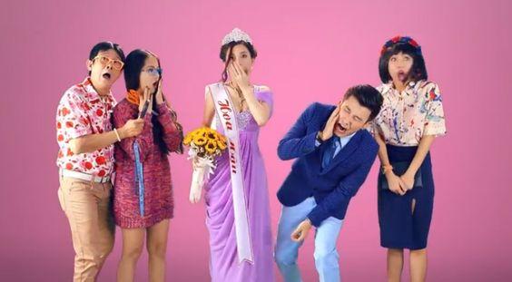 Xem Phim Những Cô Nàng Rắc Rối - Nhung Co Nang Rac Roi