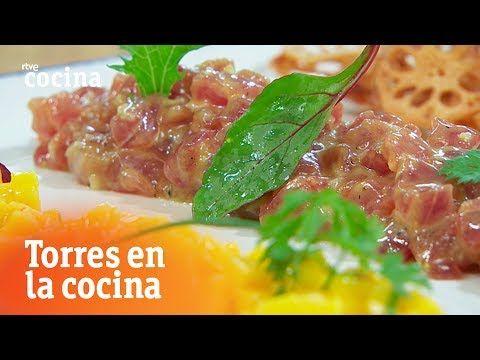Tartar De Atún Torres En La Cocina Rtve Cocina Youtube Torres En La Cocina Tartar De Atún Recetas De Cocina