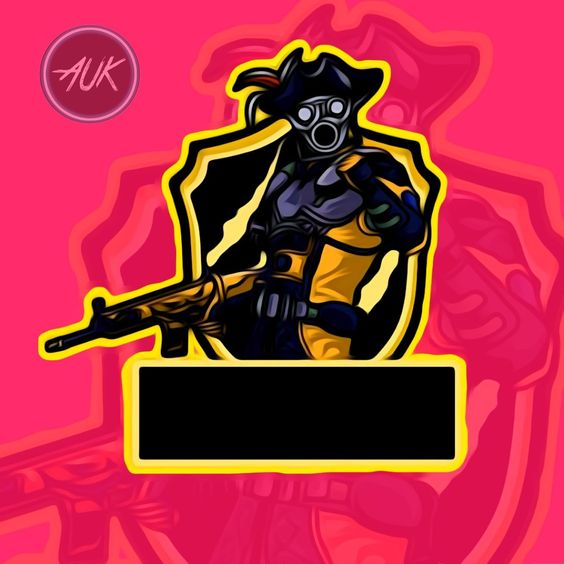 Mentahan Logo Free Fire Keren (PNG, PSD, dan EPS) 20